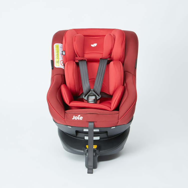 Joie Spin 360 Rear Facing Baby Car Seat | Red | 360 ...