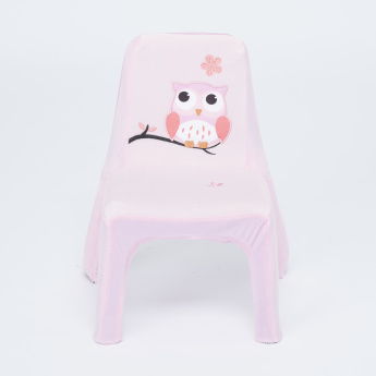 Juniors Owl Printed Chair