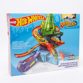 Hot Wheels Colour Shifters Playset