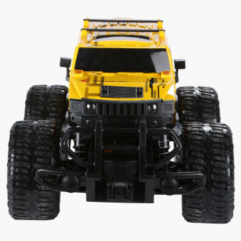 Juniors 2.4 GHz Big Wheel SUV 4 Functional Car