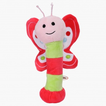 Juniors Plush Rattle Stick