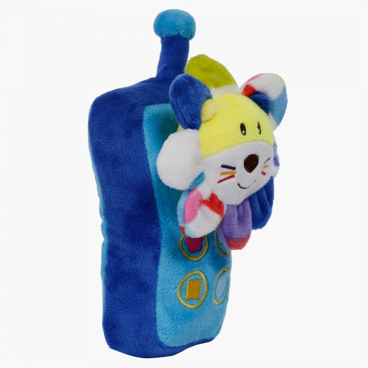 Juniors Phone Lion Plush Toy
