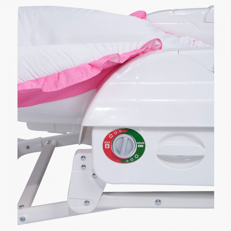 Juniors Cosmos Baby Swing Bed