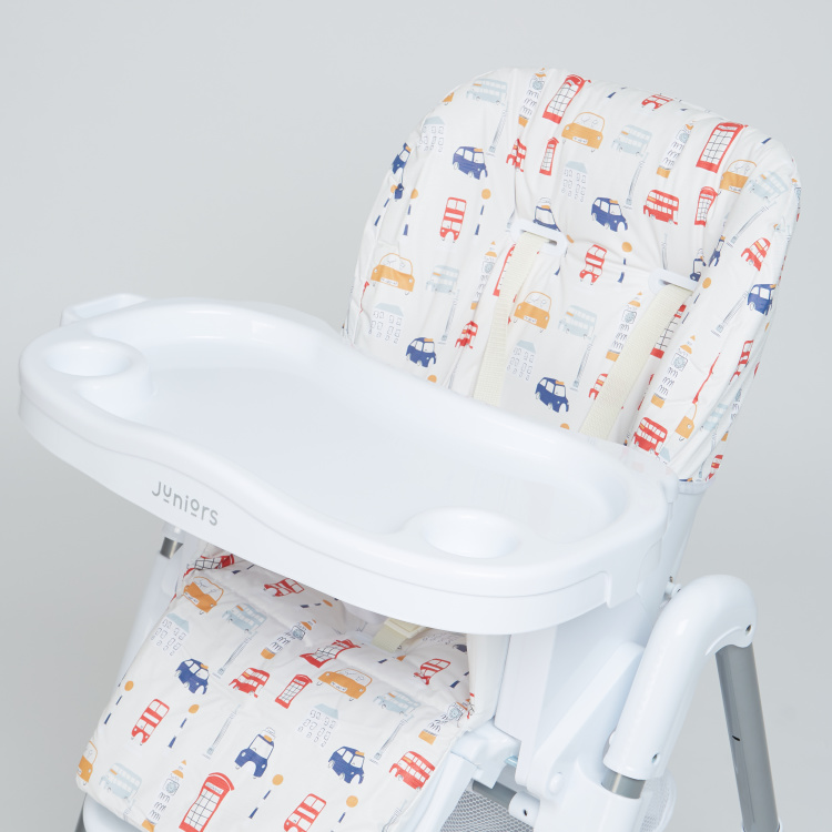 Juniors High Chair with Detachable Tray