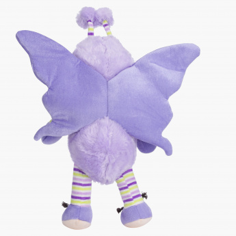 Juniors Butterfly Baby Soft Toy