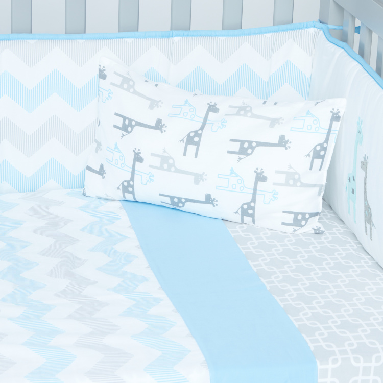 Juniors 5-Piece Printed Comforter Set