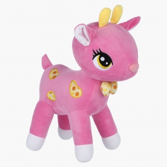 Juniors Deer Plush Toy