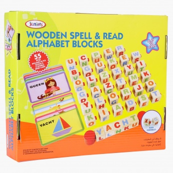 Juniors Spell and Read Set