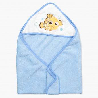 Finding Nemo Embroidered Towel with Hood