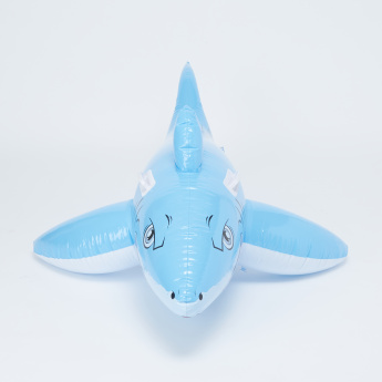 Bestway Printed Aquatic Shark Rider Toy