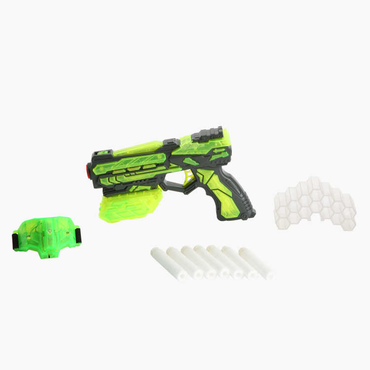 Galaxy Guardian Soft Bullet Gun Toy