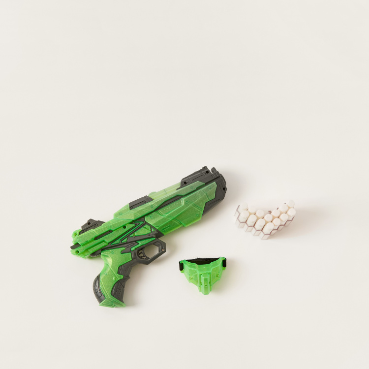 Galaxy Guardian Thunder Soft Bullet Gun Toy