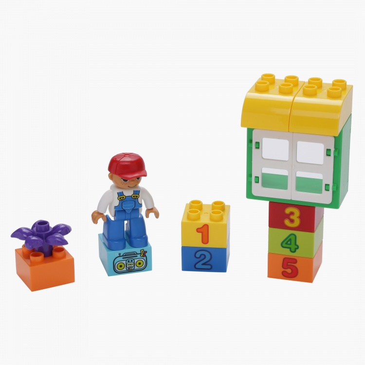 12-Piece Number Brick Set