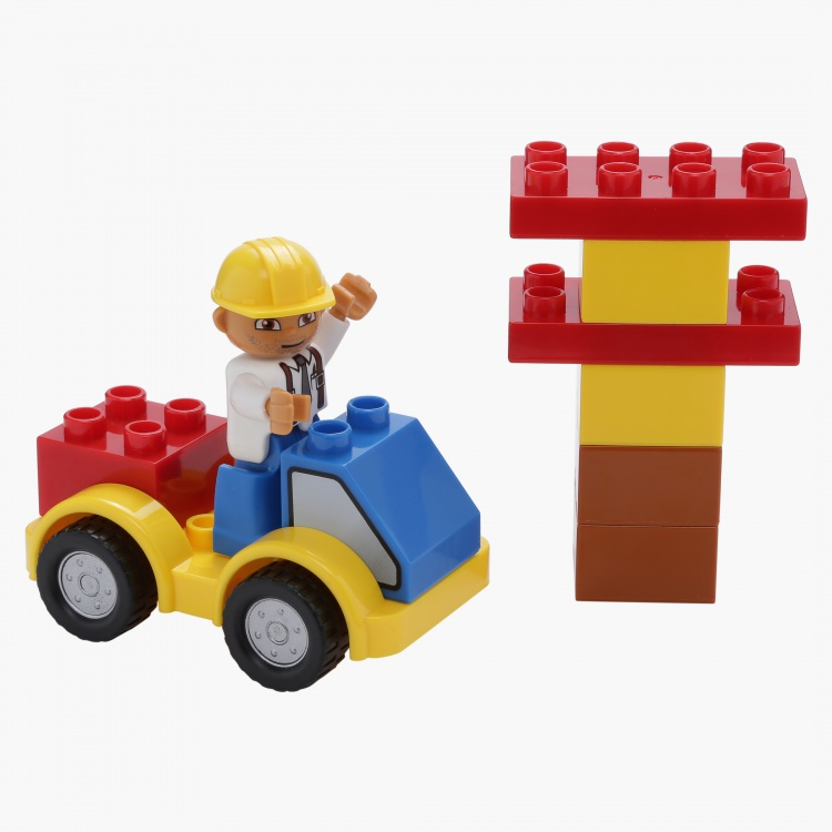 11-Piece Construction Brick Set