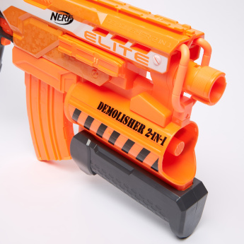 NERF Printed 2-in-1 Demolisher Playset