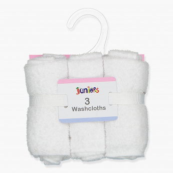 Juniors Washcloth - Set of 3