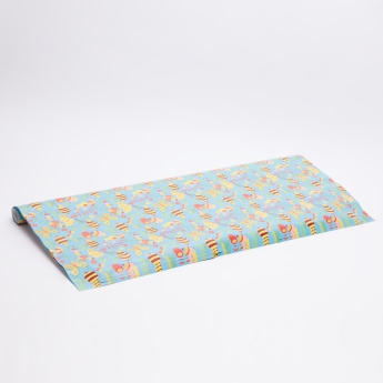 Printed Gift Wrapping Paper ASSORTED - Set of 3