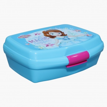 Sofia the First Printed Lunch Box