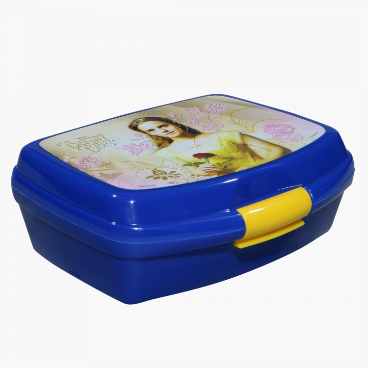 Beauty and The Beast Printed Lunch Box
