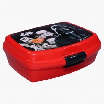 Star Wars Printed Lunch Box