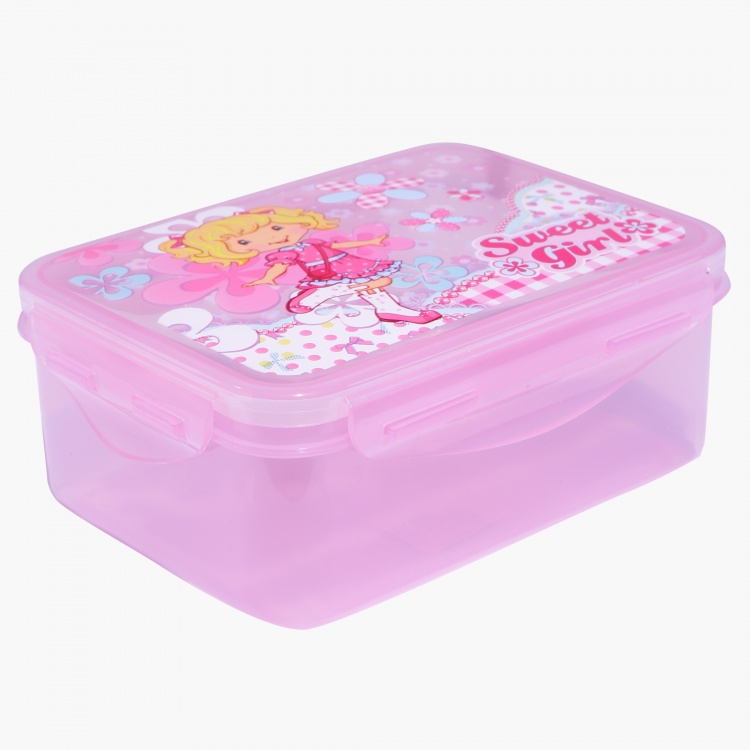 Juniors Printed Lunch Box