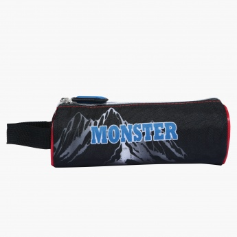Juniors Printed Pencil Pouch with Zip Closure