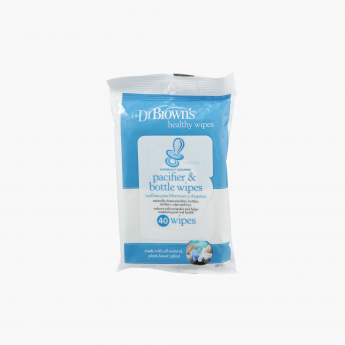 Dr. Brown's Bottle and Pacifier Wipes Pack
