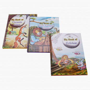 Sterling A Treasury of Tales 3 in 1 Book