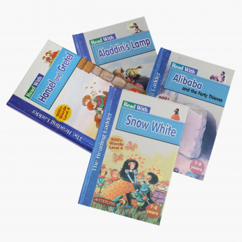 Sterling Story Books - Set of 4