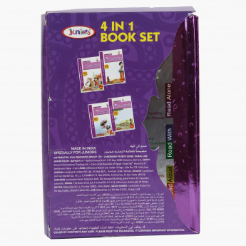 Sterling 4-in-1 Book Set