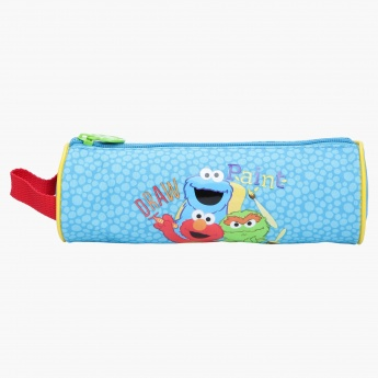 Sesame Street Printed Pencil Case