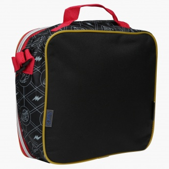 Saban Printed Insulated Lunch Tote