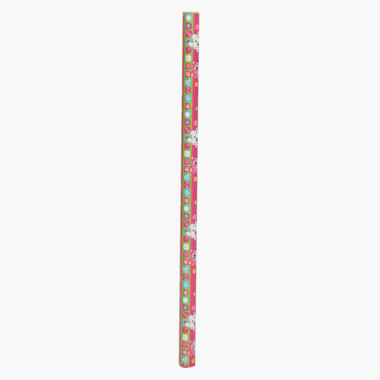 Shopkins Printed Paper Wrap