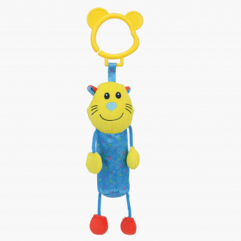 Juniors Rattle Cat Toy