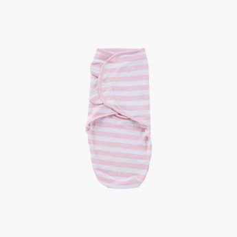 Summer Infant Striped Swaddle Wrap