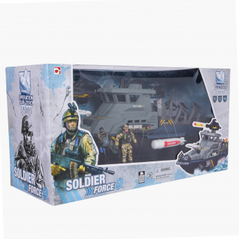 Soldier Force Ship Set