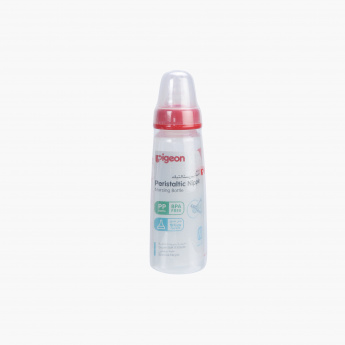 Pigeon Peristaltic Nipple Bottle - 240 ml