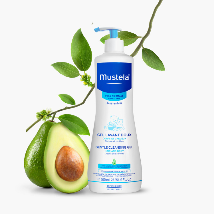 Mustela Gentle Cleansing Gel