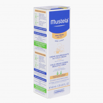 Mustela Nourishing Cold Cream