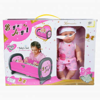 Boying Angel Doll Playset