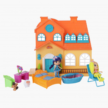 Sweet Family Home Playset