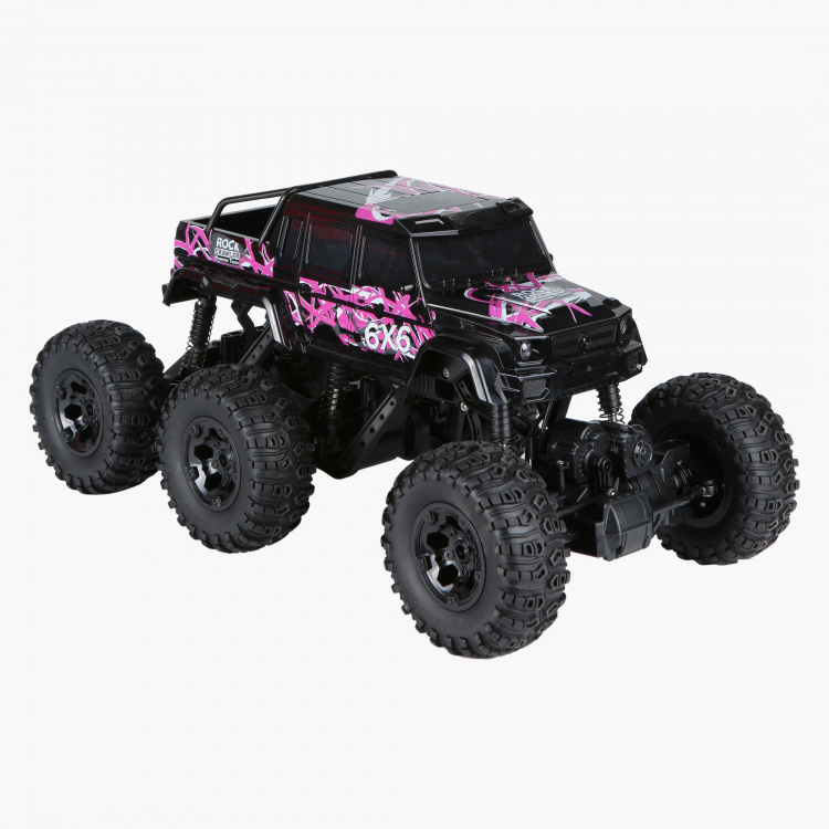 Juniors Rock Crawler