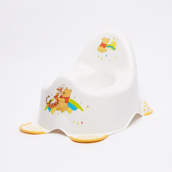 Keeper Winnie-the-Pooh Printed Potty Seat