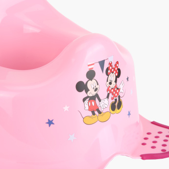 Keeper Mickey Mouse Printed Potty with Anti-Slip Funtion