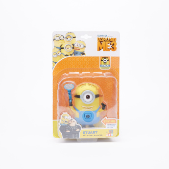 Minions Talking Stuart Toy with Fart Blaster