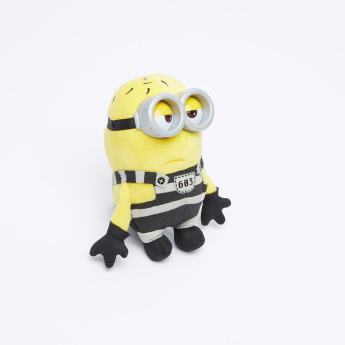 Despicable Me 3 Jail Time Tom Minion Plush Toy