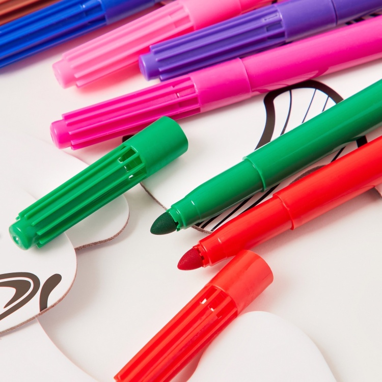 Insect Party 24-Piece Puzzle and Painting Set