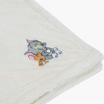 Tom & Jerry Print Blanket - 76x102 cms