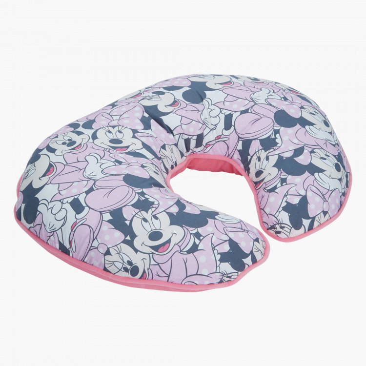 Minnie Mouse Print Nursing Pillow