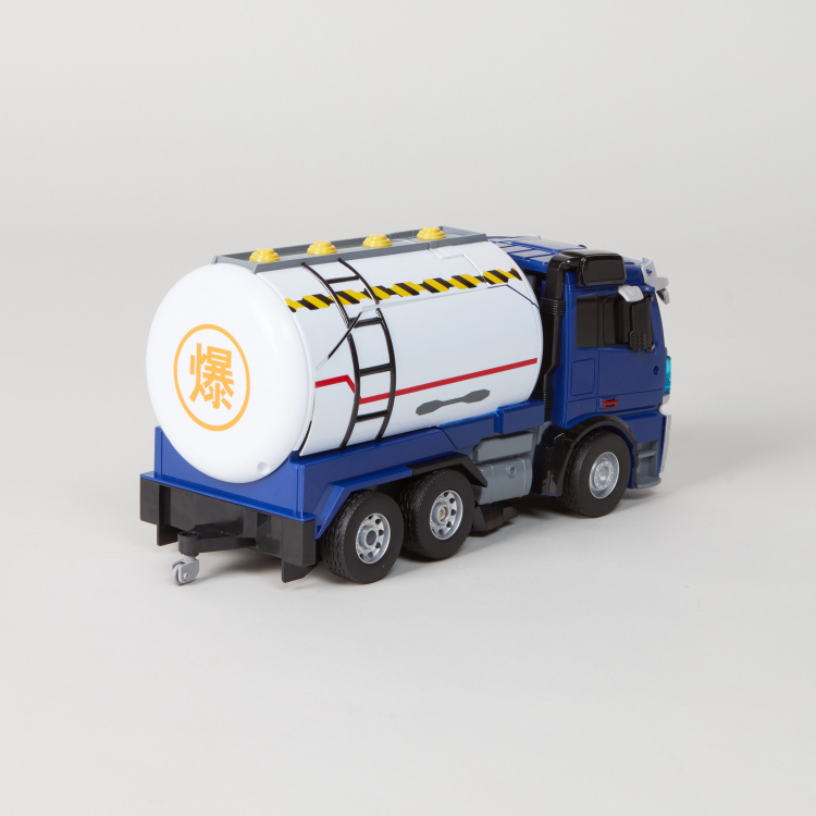 Transformers Convertible Oil Tank Toy
